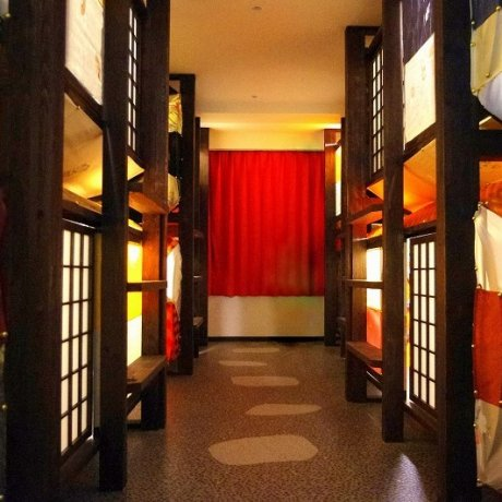 Hostel Khaosan Kyoto Theater