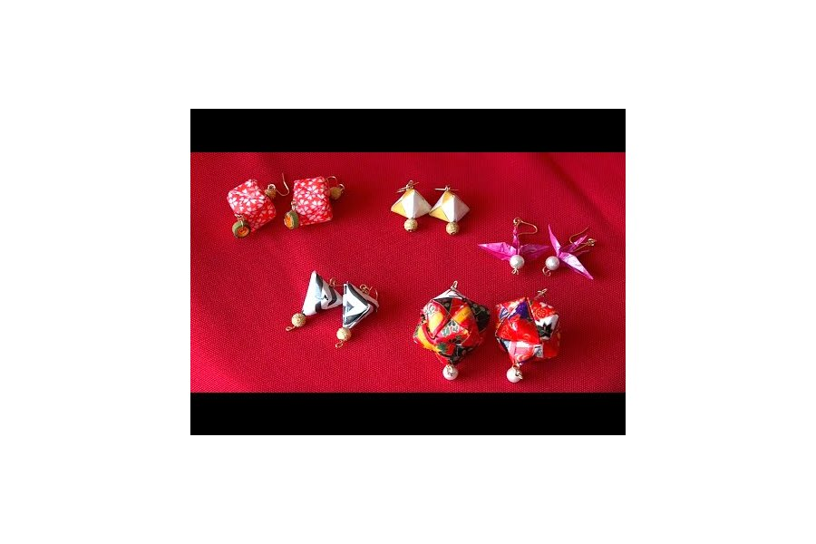 Anting-anting Origami